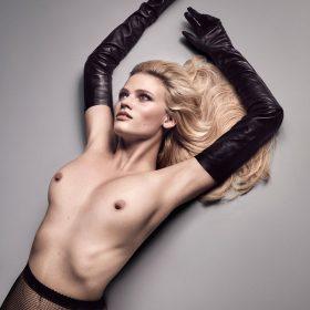 Lara Stone leaked nude