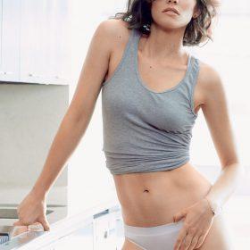 Lauren Cohan hot boobs