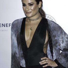 Lea Michele sexy pic