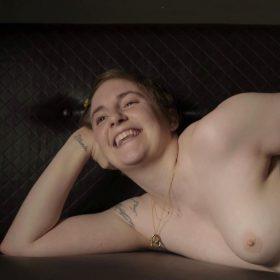 Lena Dunham sexy pic