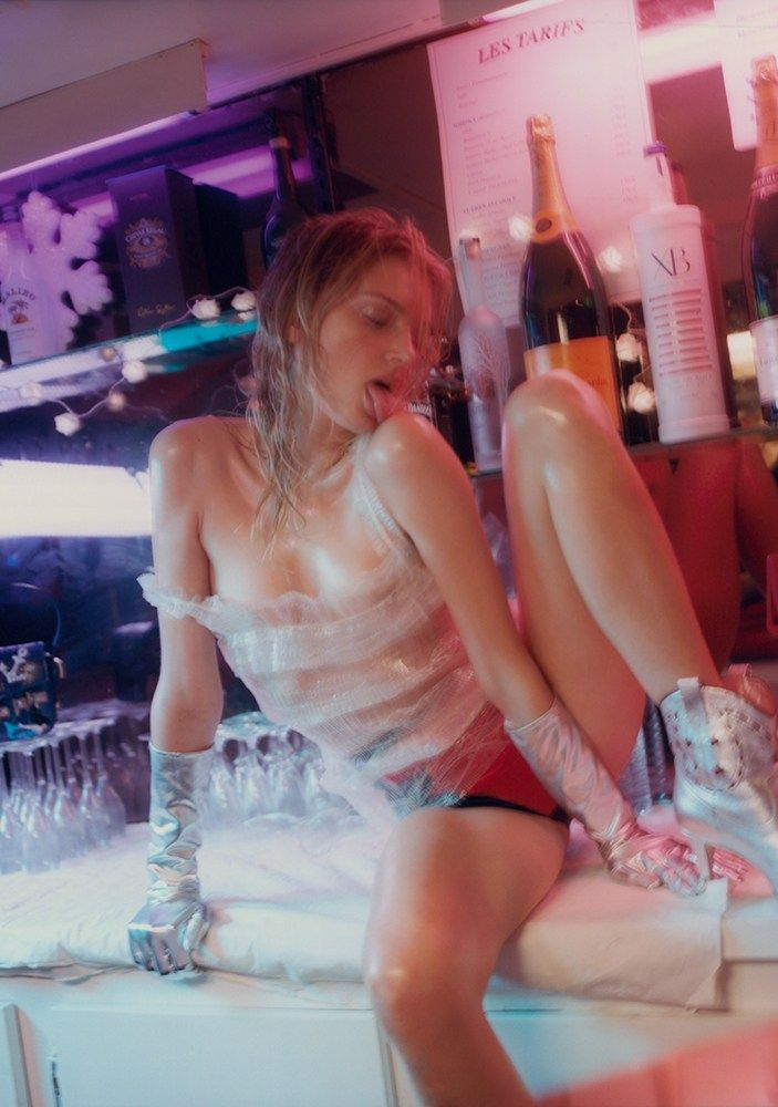 Lily Donaldson sex