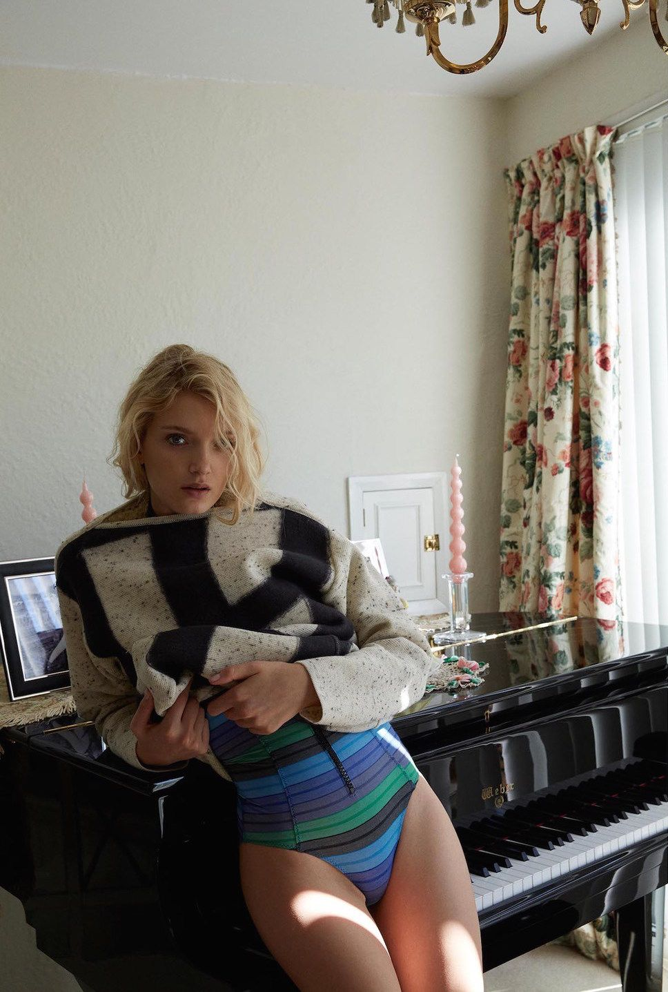 Lily Donaldson porno