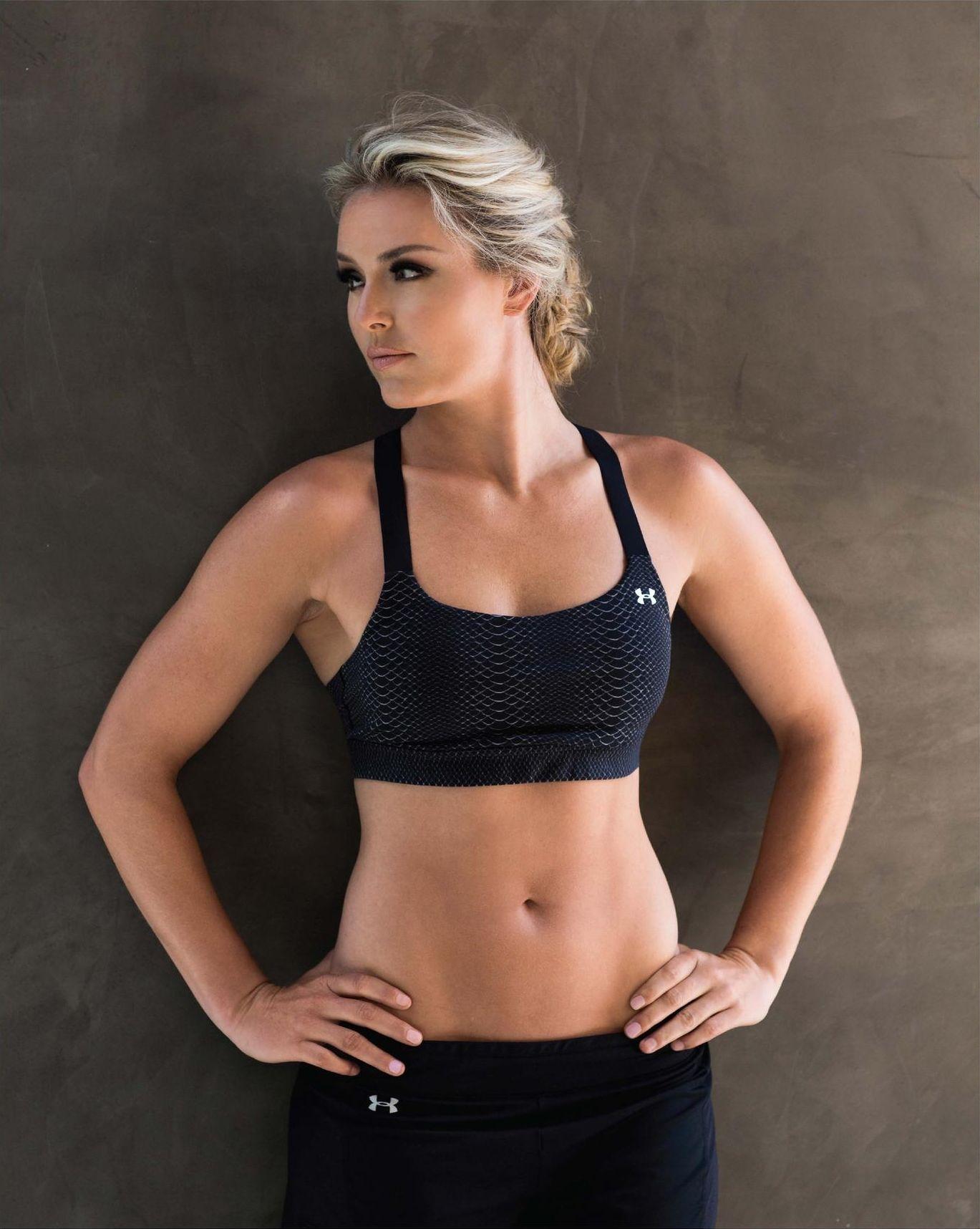 [UNCENSORED] Skier Lindsey Vonn Topless • Page 3