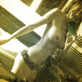 Lori Heuring leaked nude