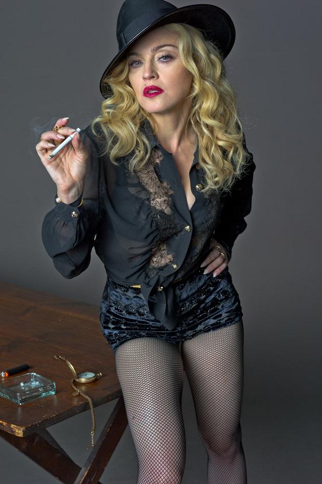 [BAM]! Pop Singer Madonna Nude • Fappening Sauce