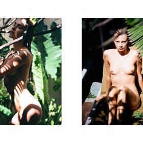 Maya Stepper naked boobs