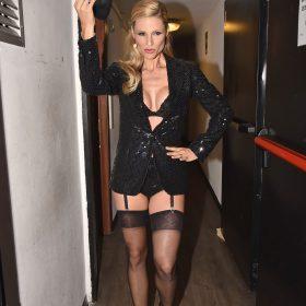 Michelle Hunziker pussy pic