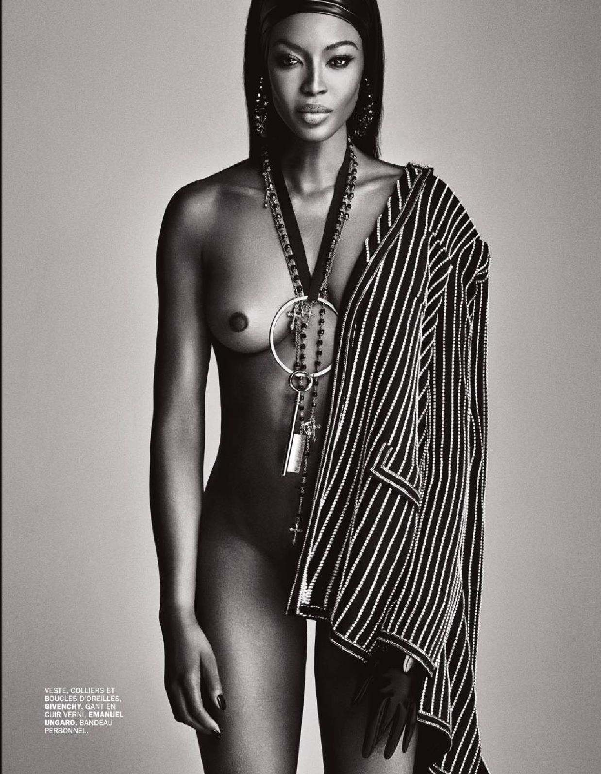 Naomi campbell sexy pics