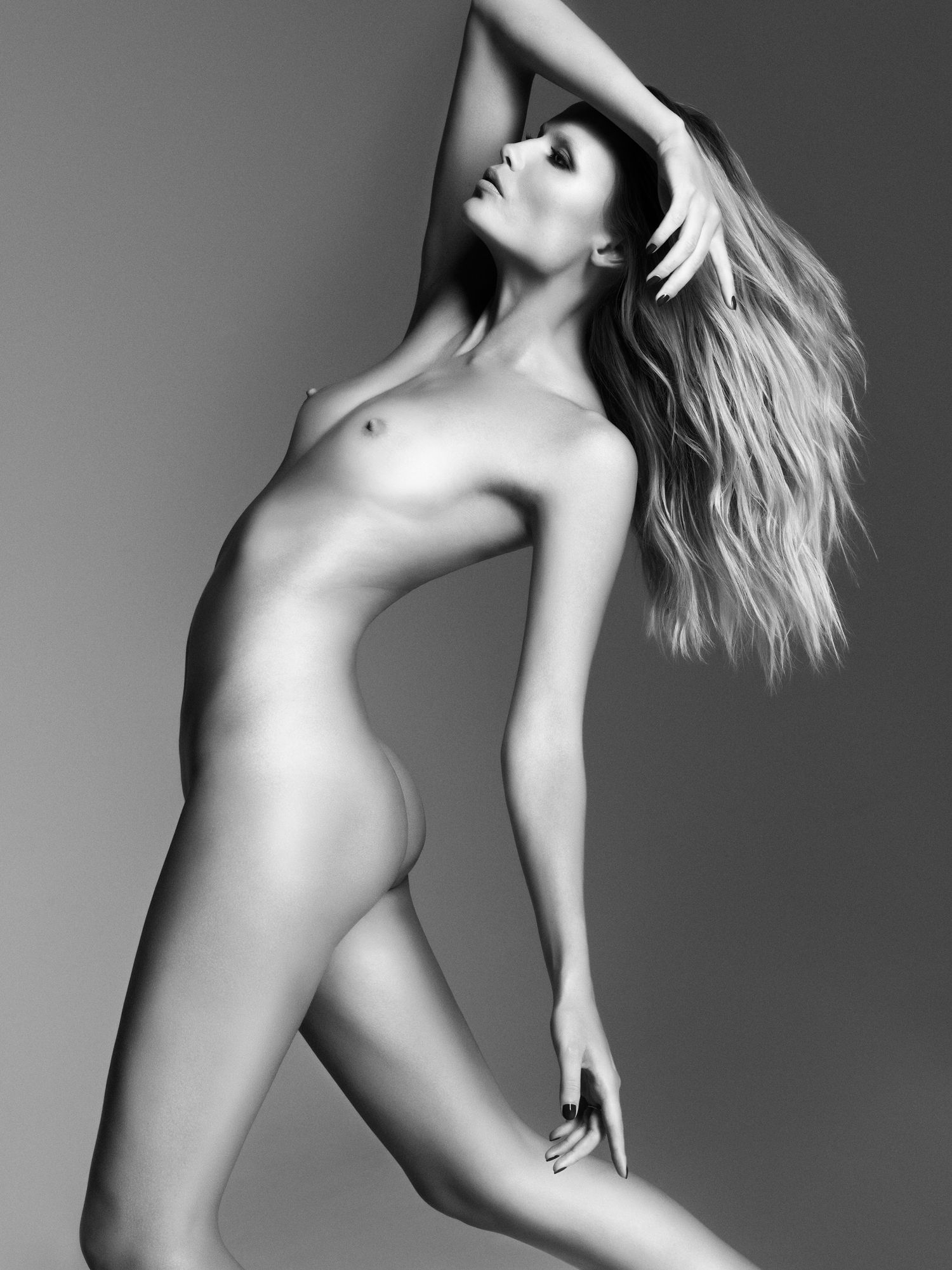 Magazine nude, nude assia kate