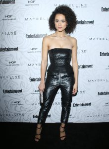 PURR! TV Actress Nathalie Emmanuel Boobs • Page 3