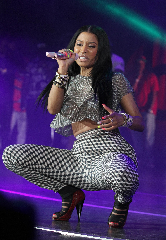 Flop Rapper Nicki Minaj Private Pics  Page 3  Fappening -3644
