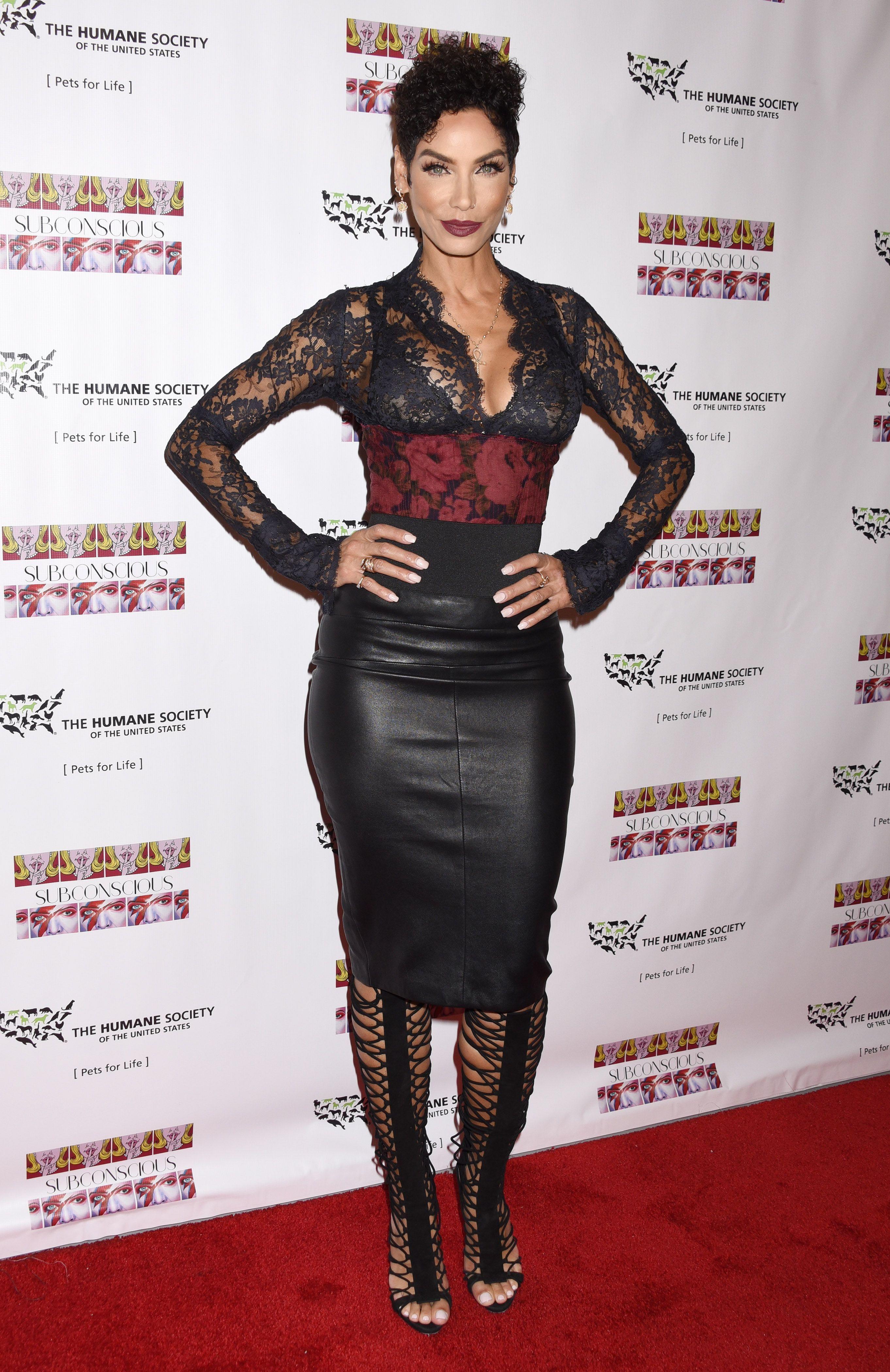 Nicole Murphy sexy leaks