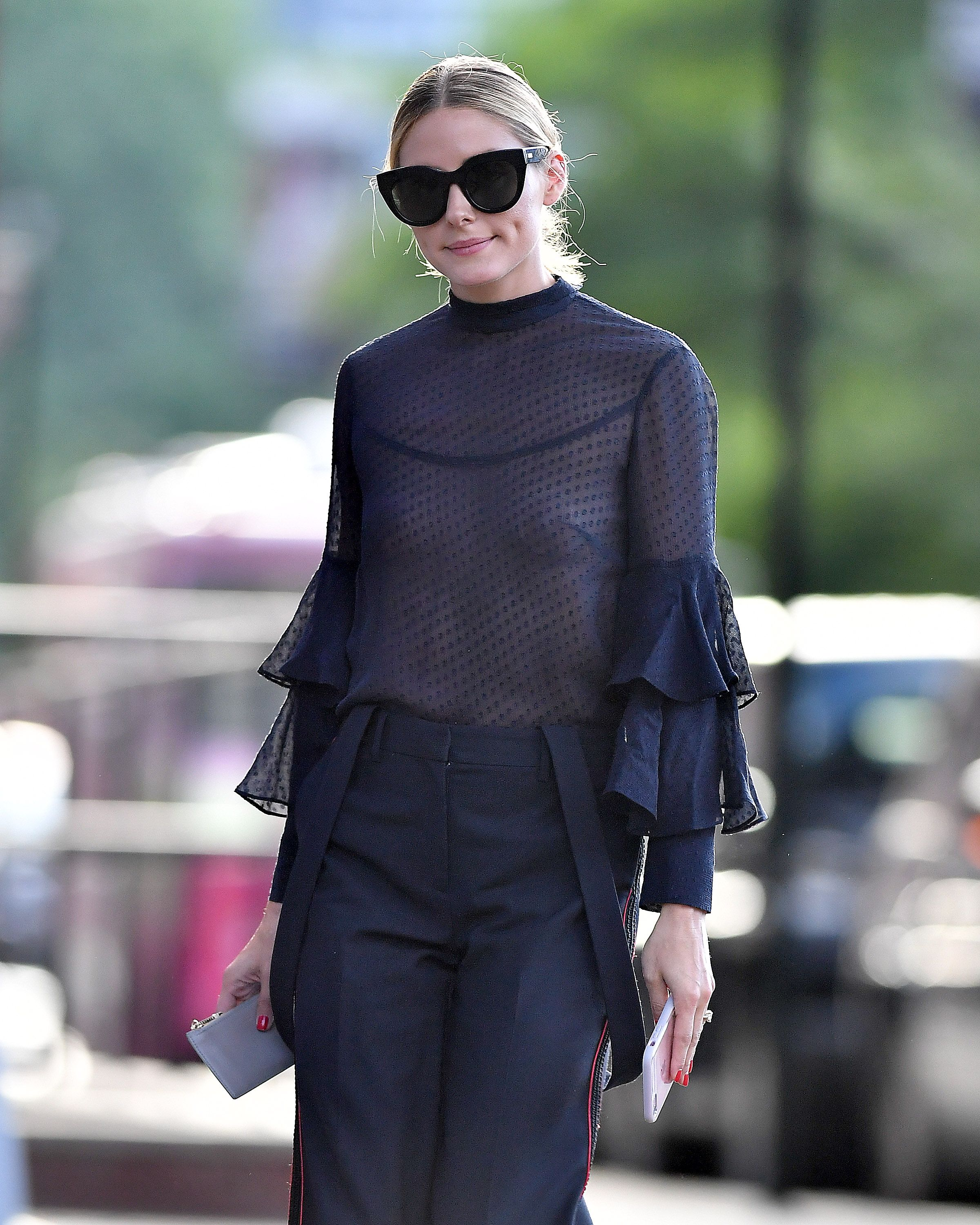 Olivia Palermo pussy showing