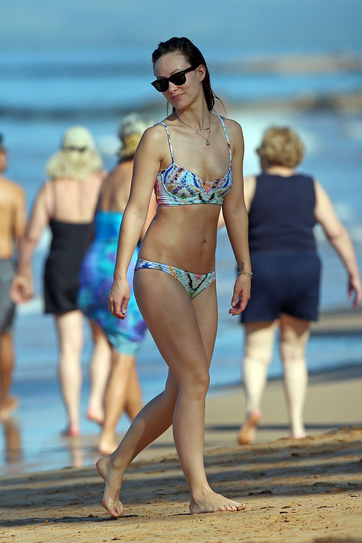 Olivia Wilde naked boobs