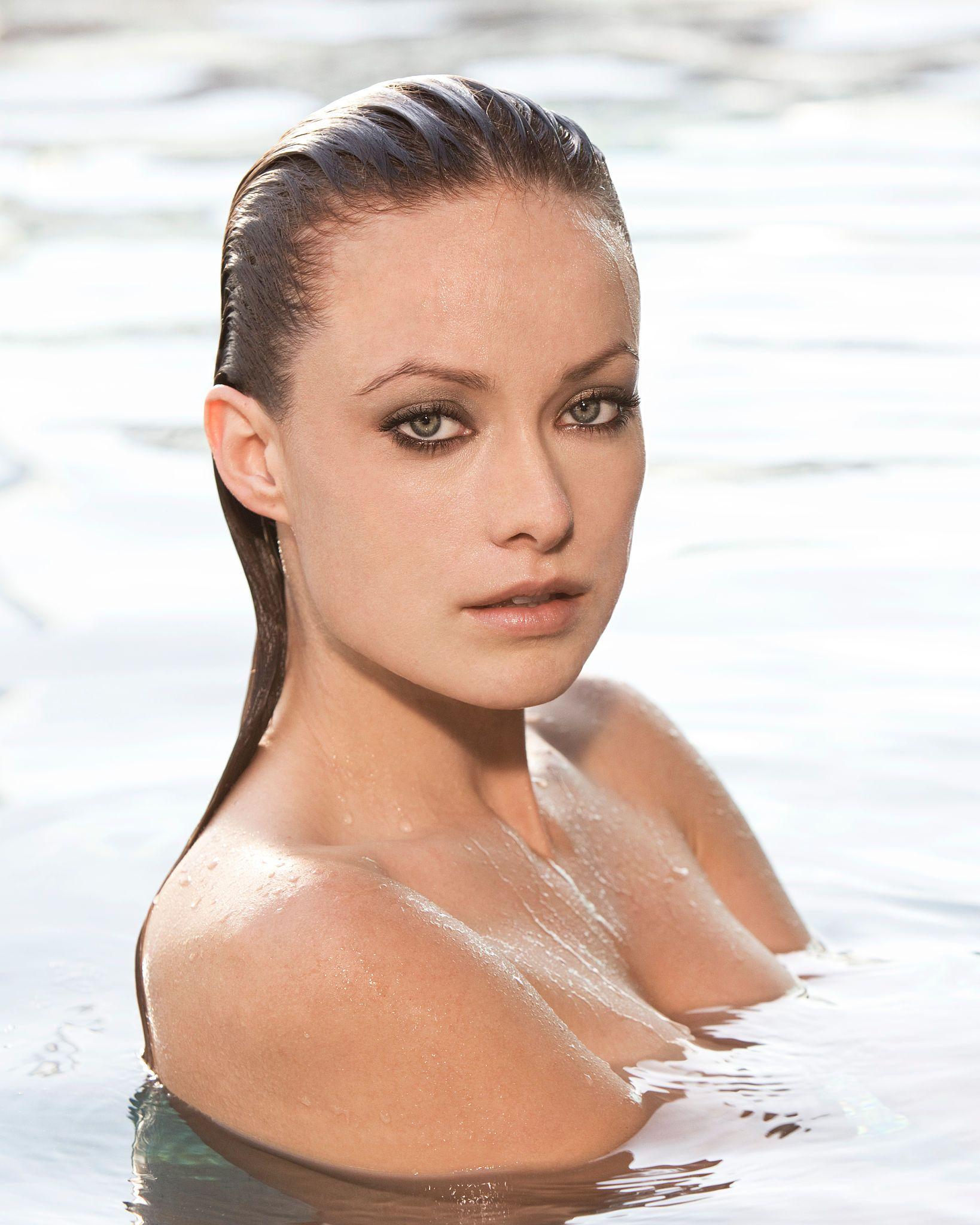TV Actress Olivia Wilde Topless • Fappening Sauce