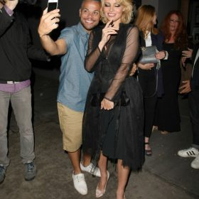 Pamela Anderson nipples exposed