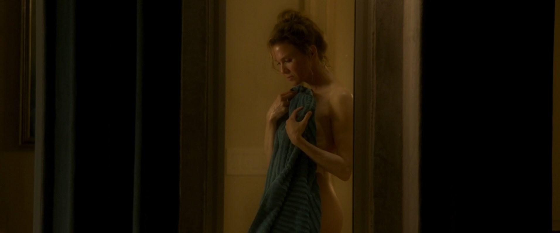 Bump Movie Actress Renee Zellweger Topless - Fappening Sauce-3055