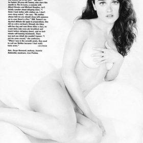 Robin Tunney leaked nude
