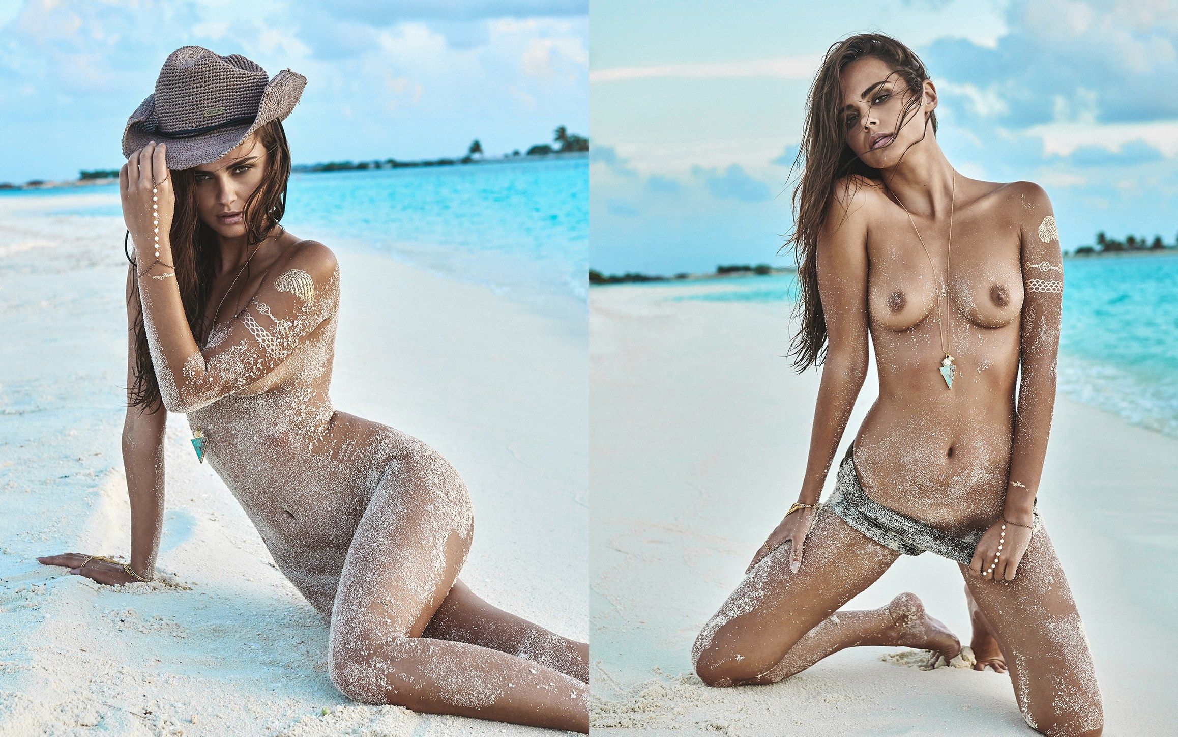 Model sexy nude pic