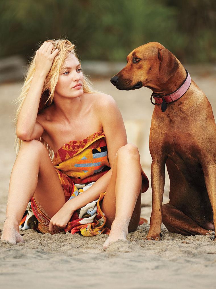 Candice Swanepoel doggystyle