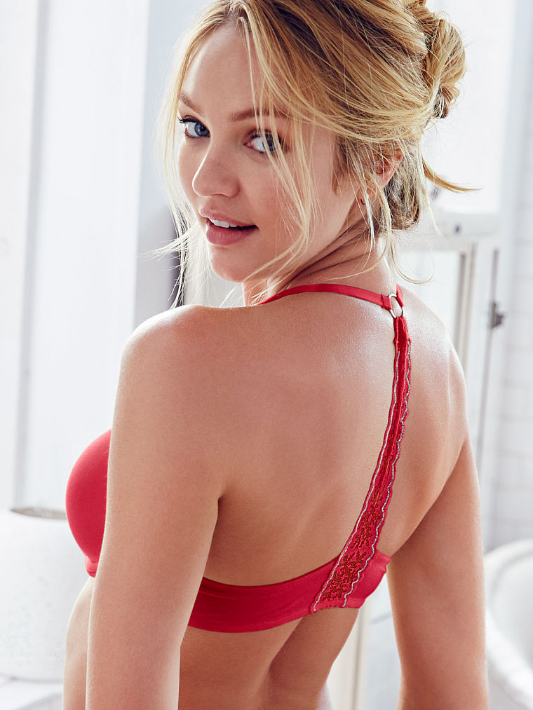 Candice Swanepoel hot boobs