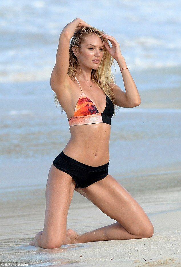 Candice Swanepoel booty