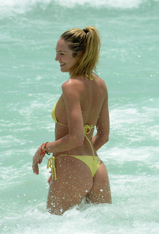 Candice Swanepoel big boobs