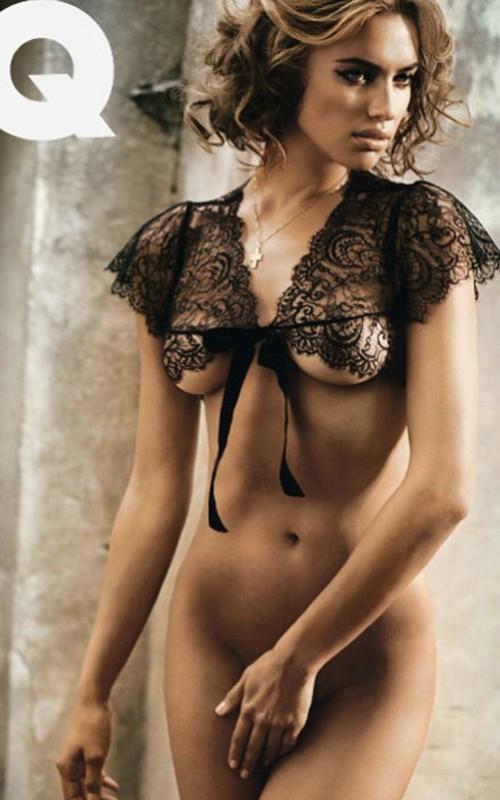 Irina Shayk leaked naked pics