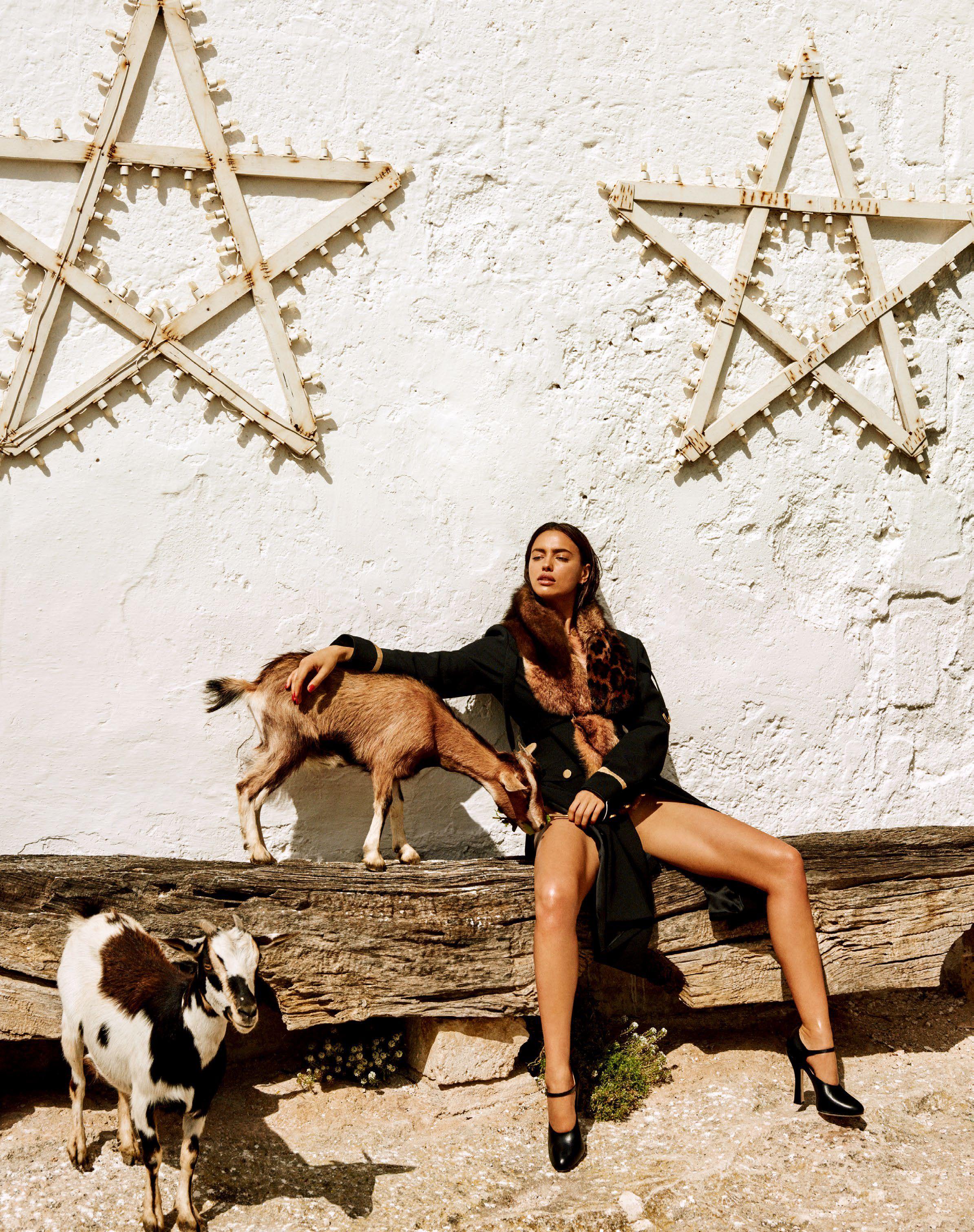 Irina Shayk hot