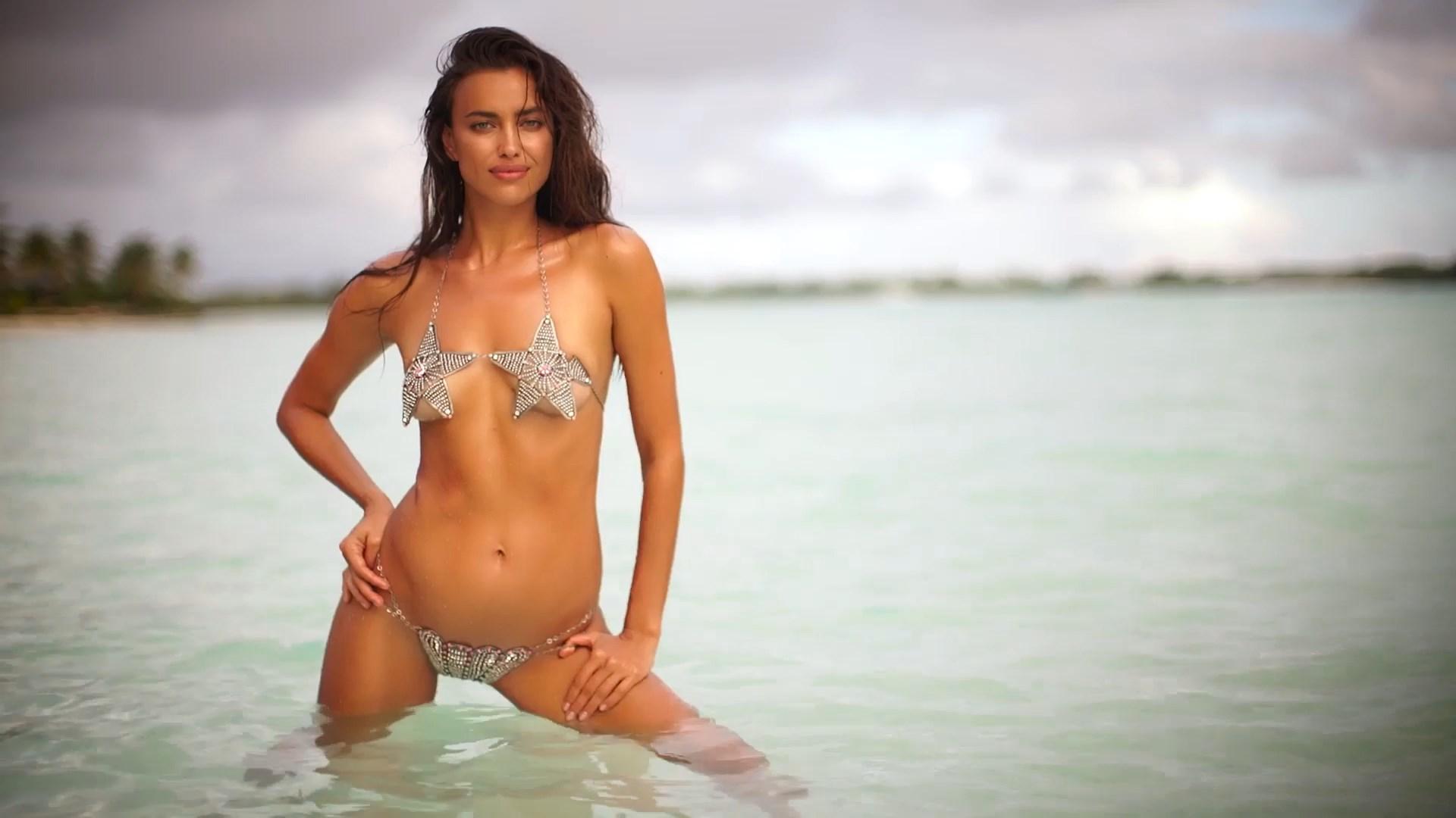 Irina Shayk nude pic