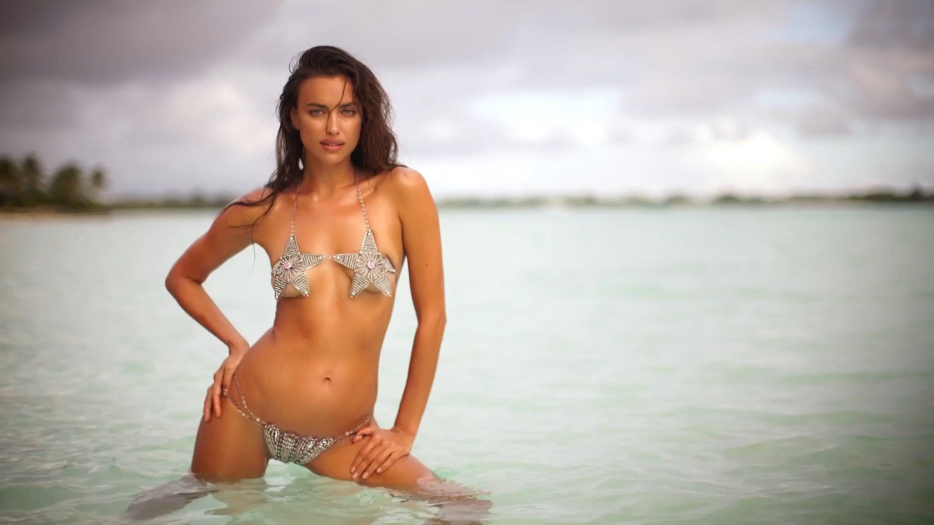 nude pics of Irina Shayk