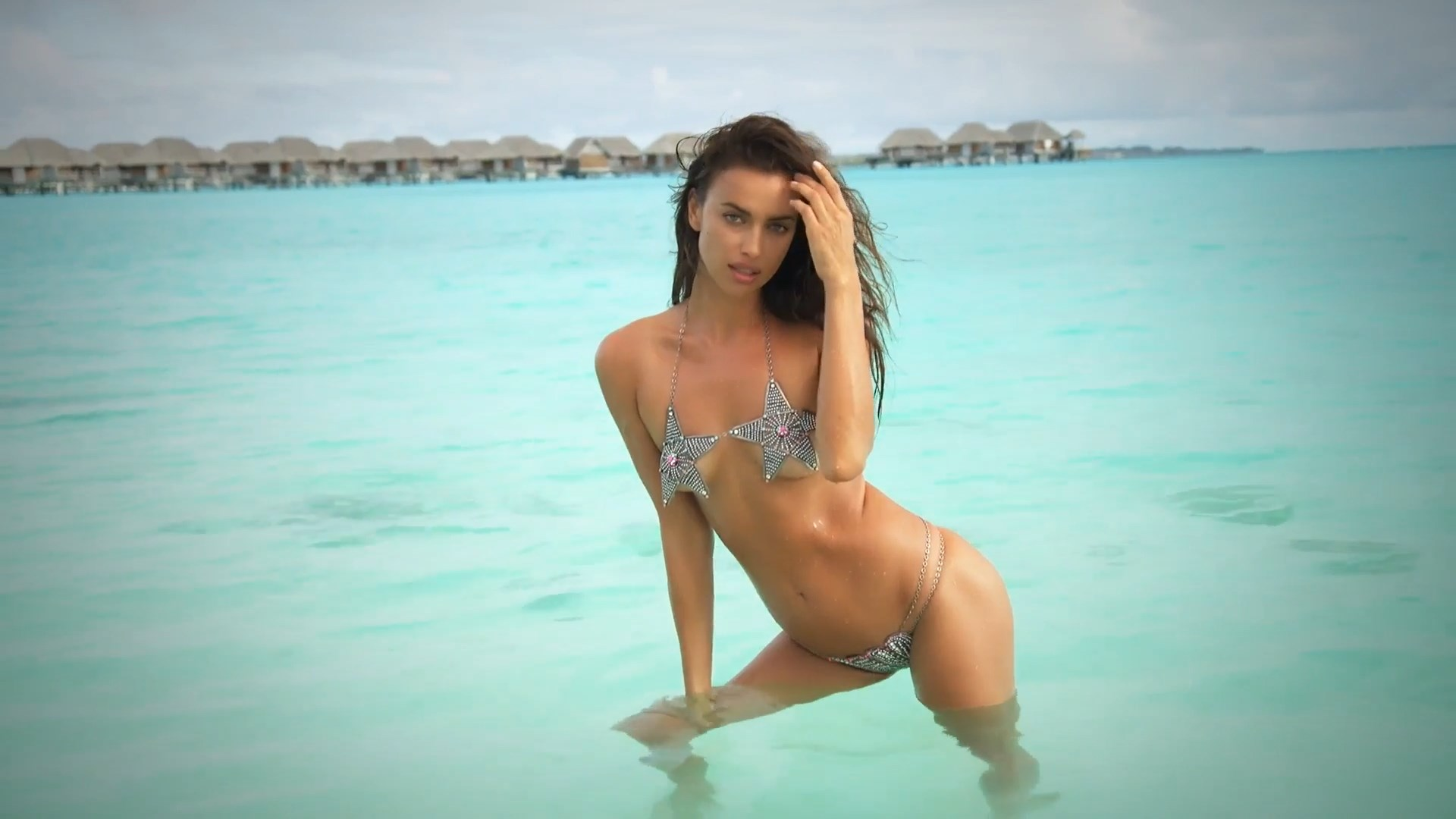 Irina Shayk ass