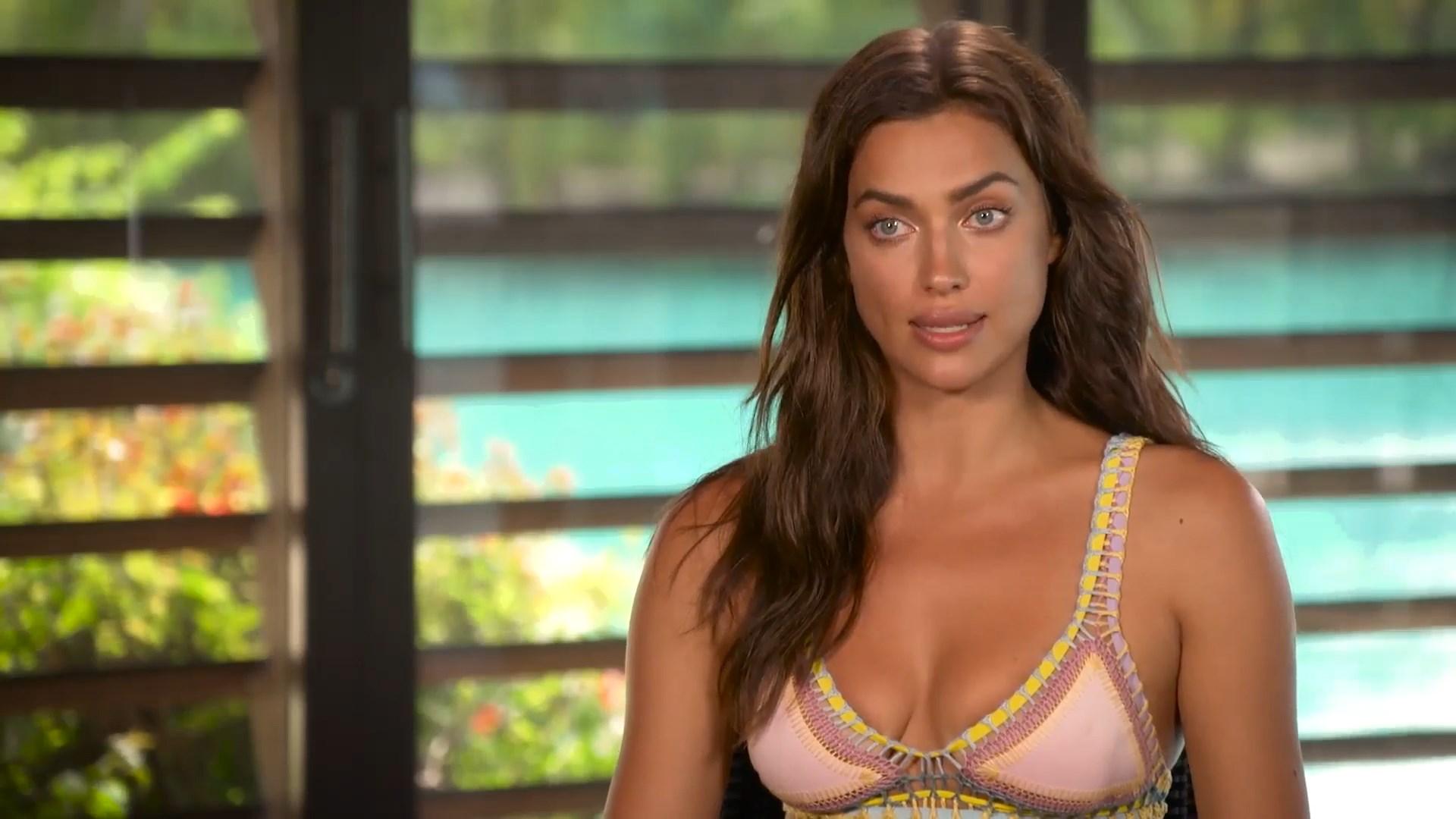 Irina Shayk big boobs