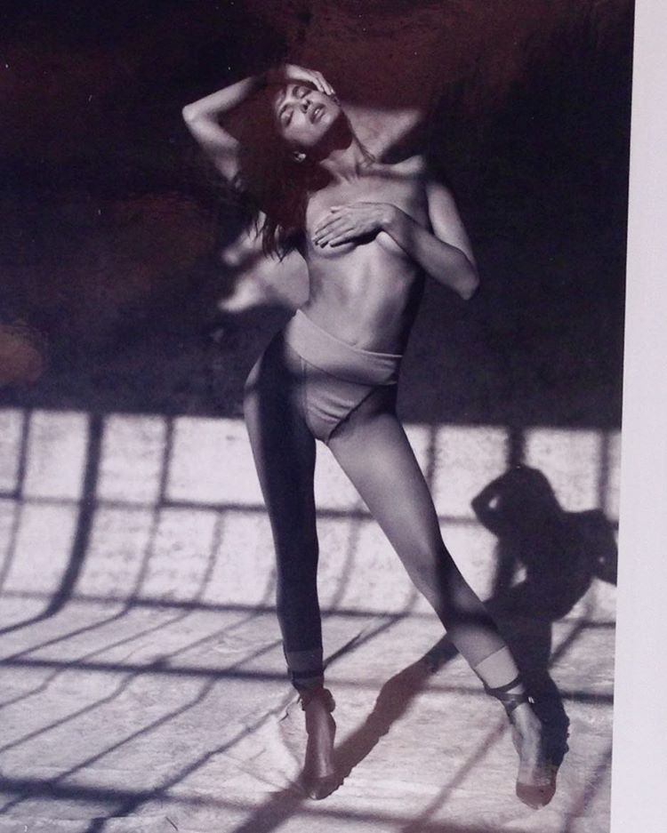Irina Shayk sexy nude pic