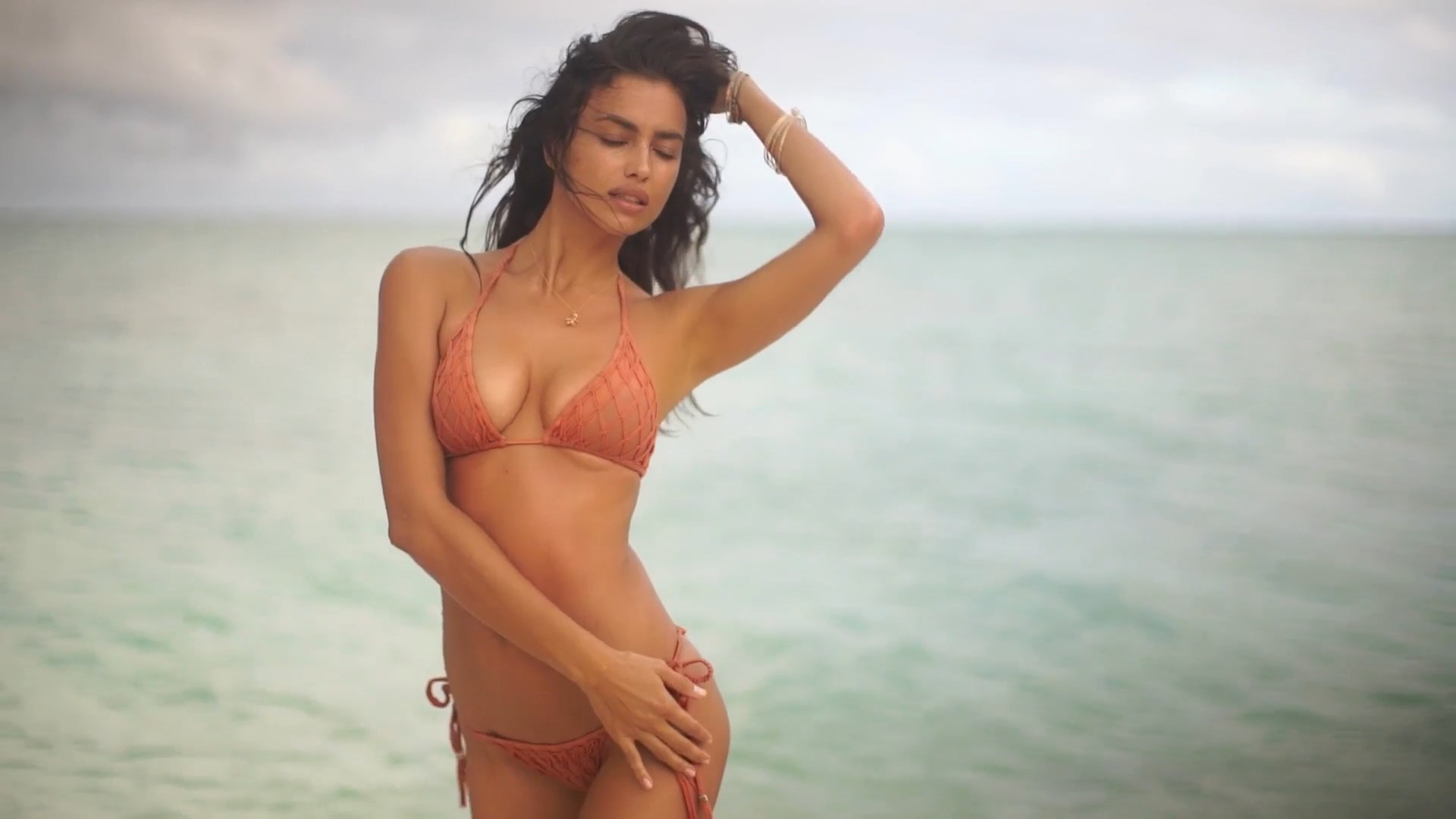 Irina Shayk booty
