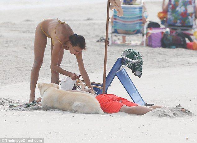 Irina Shayk leaked nude