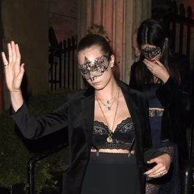 Kendall Jenner vagina