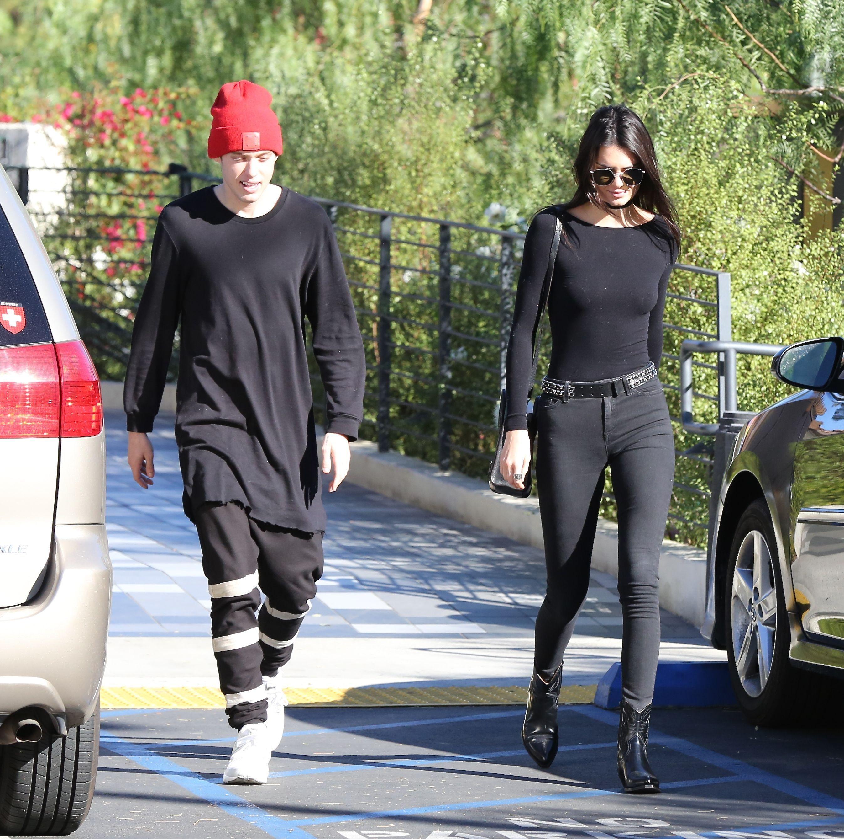 Kendall Jenner slip