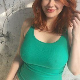 Maitland Ward boobs