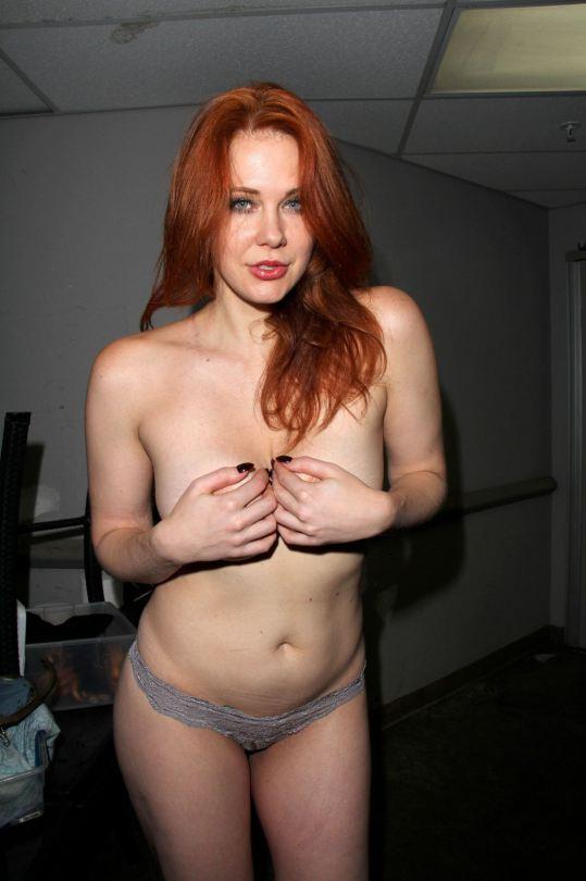 Maitland Ward tits