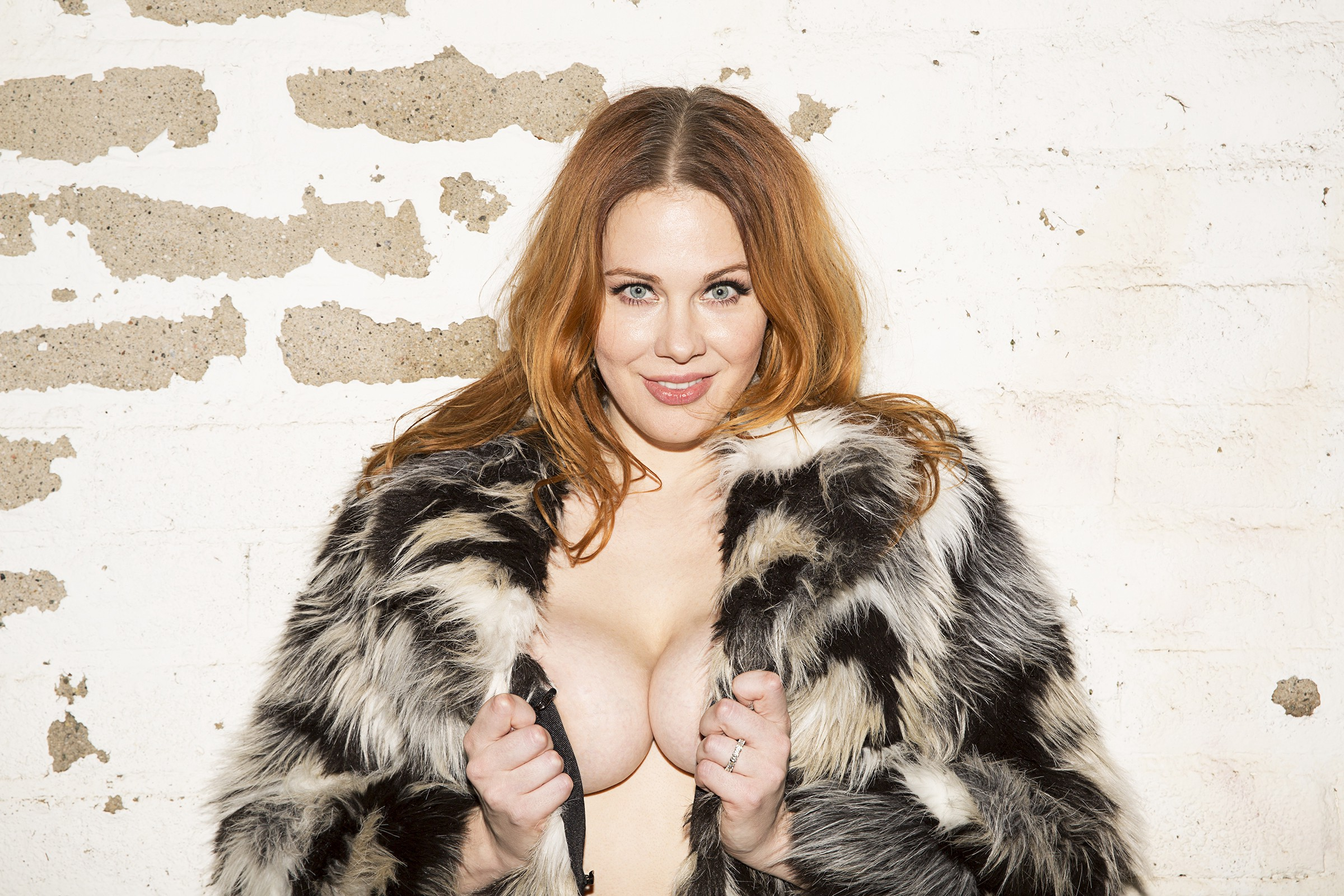 Maitland Ward big boobs
