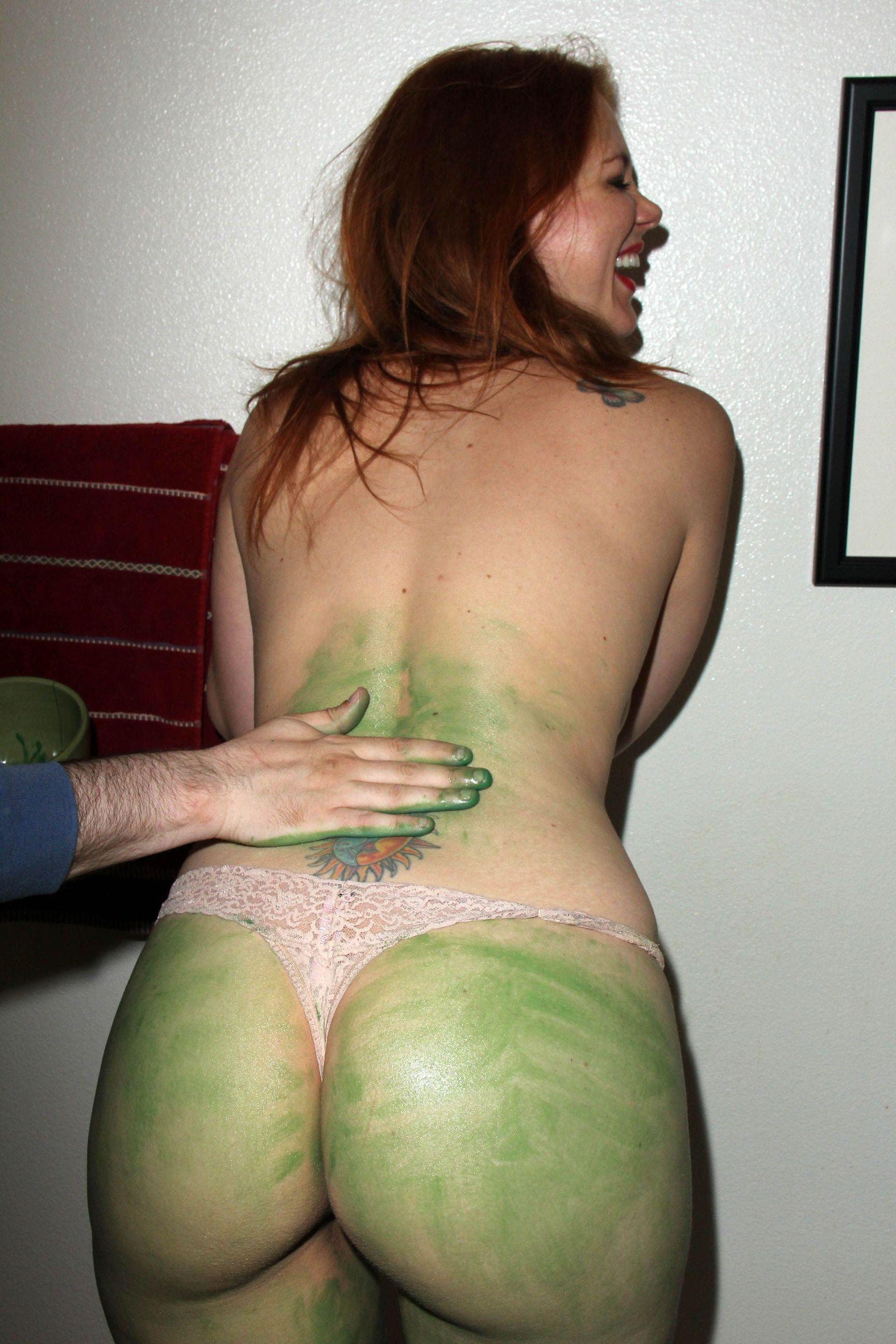 Maitland Ward booty