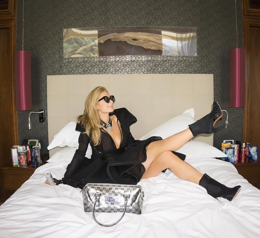 Paris Hilton nude pic