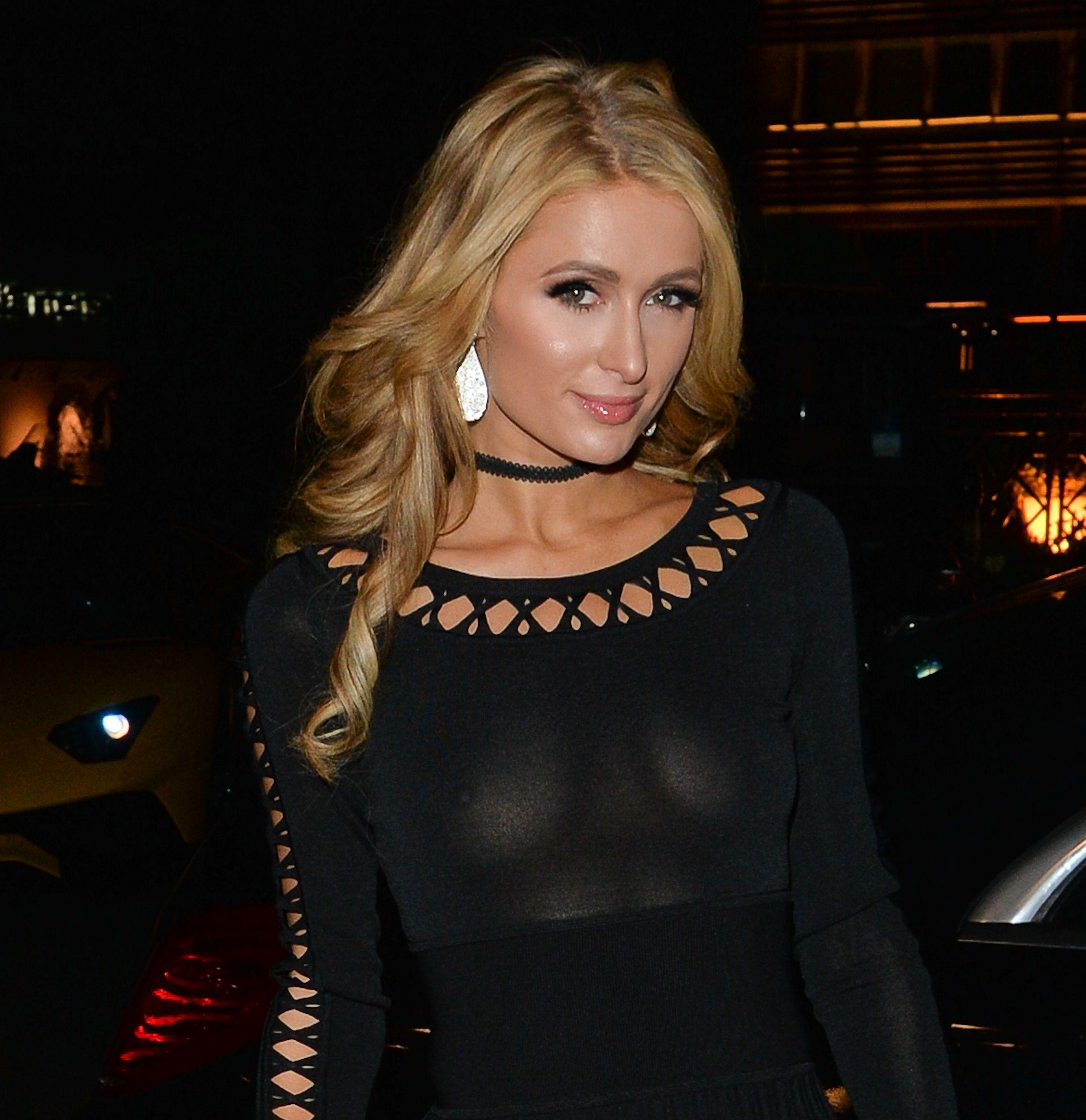 Paris Hilton sexy