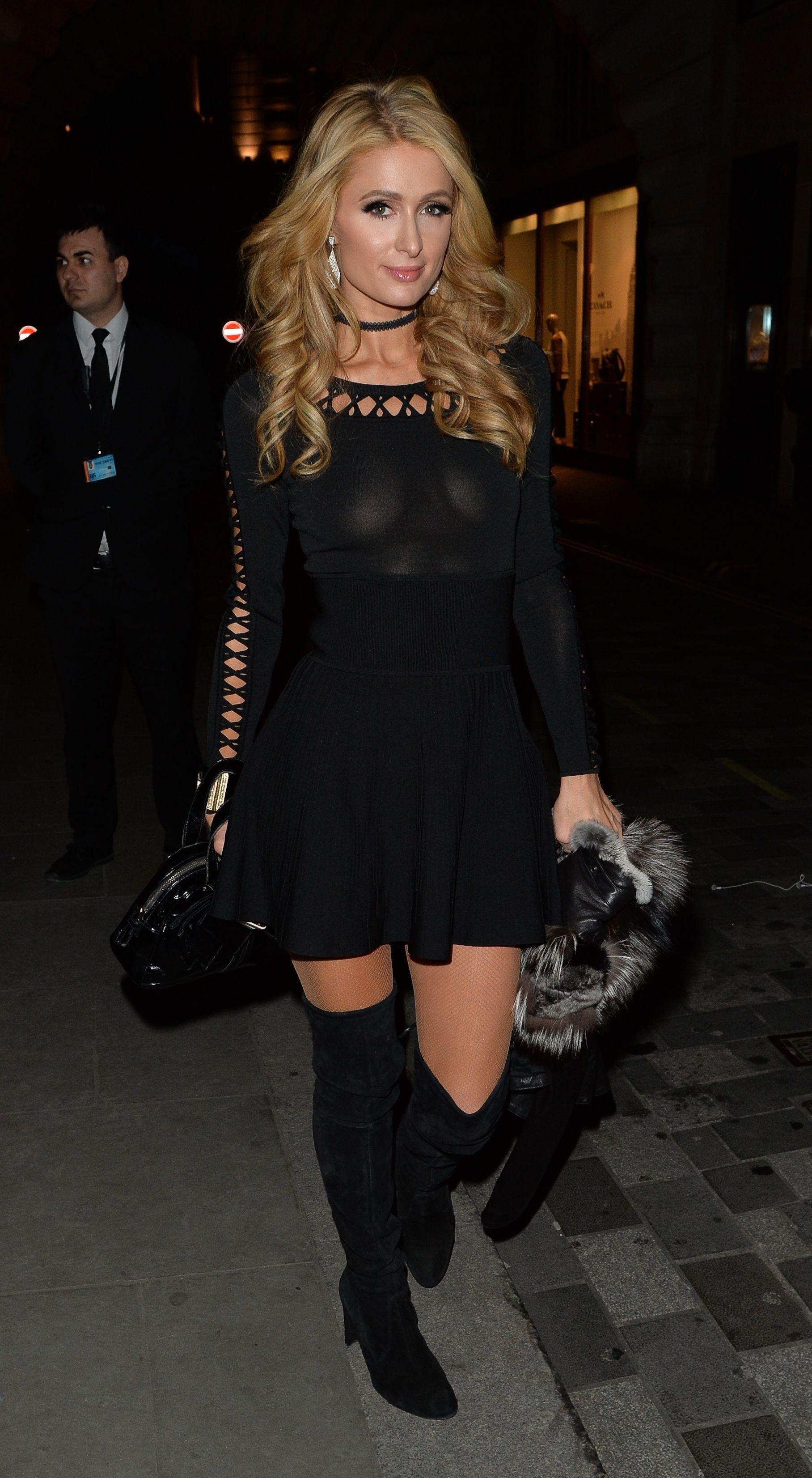 Paris Hilton fuck