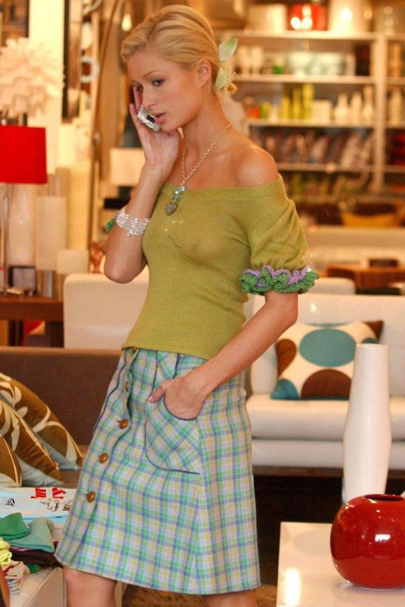 Paris Hilton the fappening