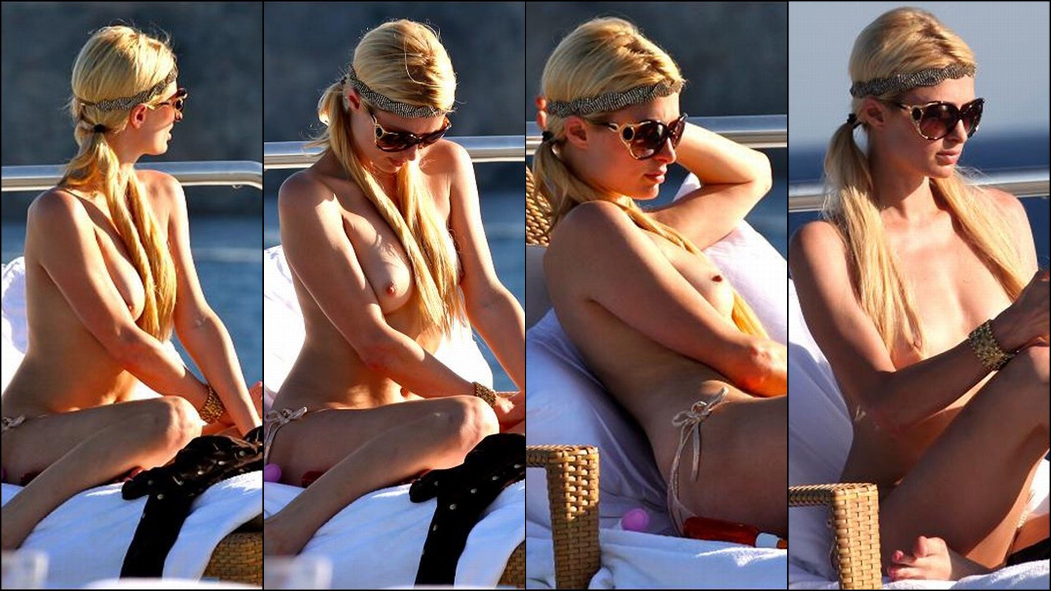 Paris Hilton sexy pic