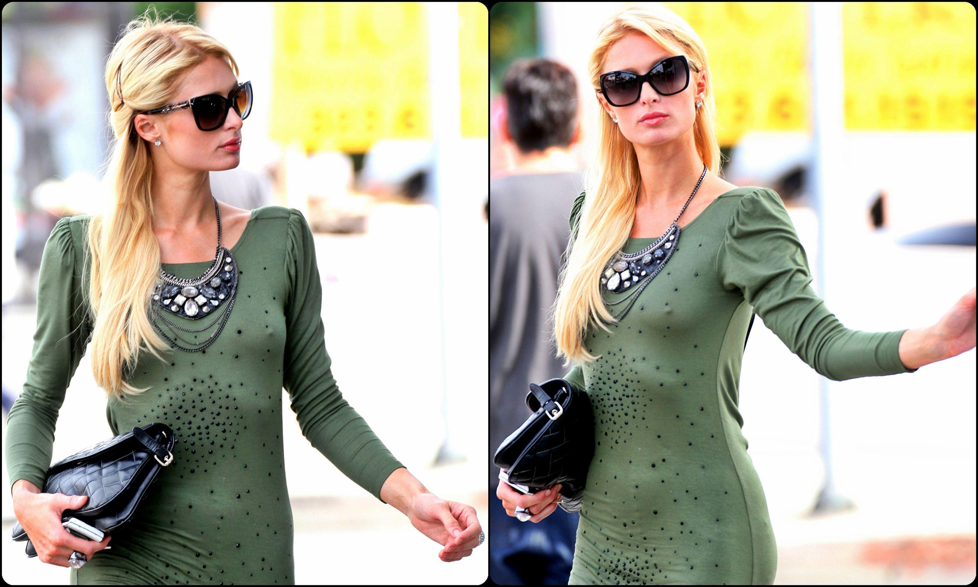 Paris Hilton vagina