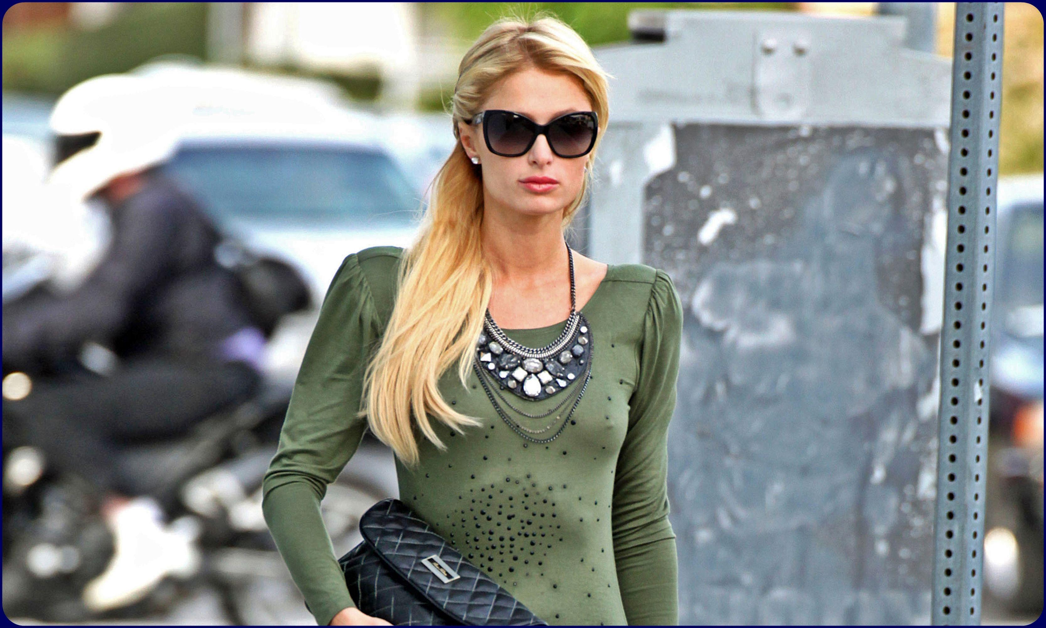 Paris Hilton fappening leak