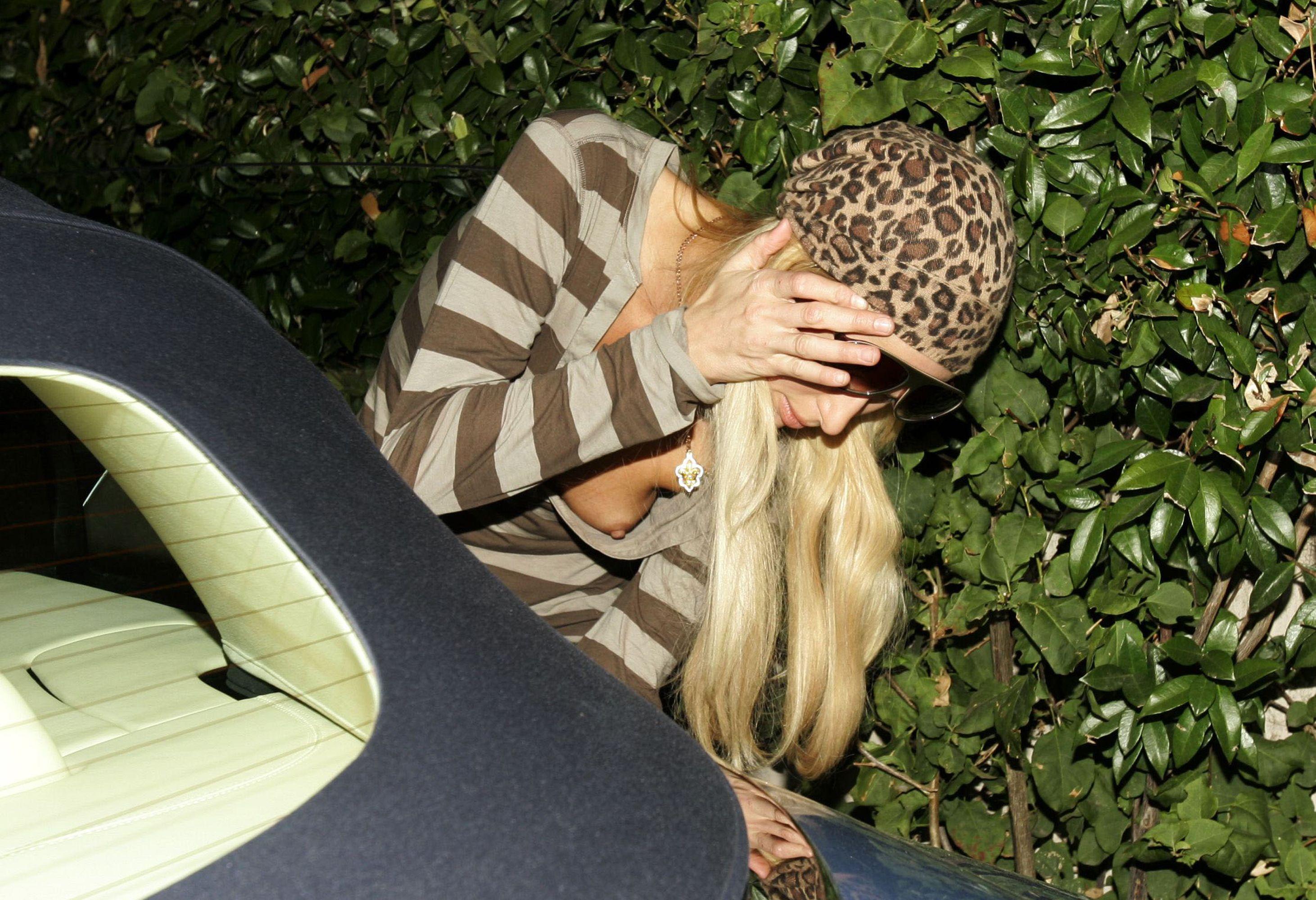Paris Hilton xxx image